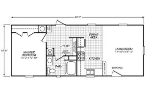 One Bedroom Mobile Home Floor Plans Palm Harbor 39 S Model 16401g is A Manufactured Home Of 620