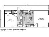 One Bedroom Modular Home Floor Plans 1 Bedroom Trailer Floor Plans Joy Studio Design Gallery