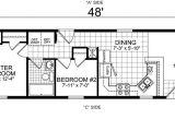 One Bedroom Modular Home Floor Plans Single Wide Mobile Home Floor Plans 2 Bedroom Bedroom at