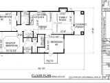 One Floor Home Plans Simple One Story Floor Plans and Floor Plans for Houses On