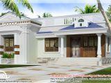 One Floor House Plans In Kerala One Story Bungalow Floor Plans Kerala Style Single Storey