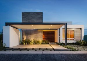 One Level Contemporary House Plans 10 Modern One Story House Design Ideas Discover the