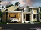 One Level Contemporary House Plans 3 Beautiful Small House Plans Kerala Home Design and