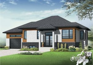 One Level Contemporary House Plans Contemporary Bungalow House Plans One Story Bungalow Floor