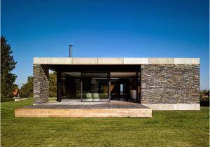 One Level Contemporary House Plans Dizajn Doma S Ploskoj Kryshej Obzor Vseh Osobennostej 70
