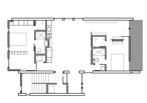 One Level Contemporary House Plans Elegant Images Modern One Level House Plans Home Inspiration