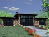 One Level Contemporary House Plans Modern Home Plan 2 Bedrms 2 Baths 1439 Sq Ft 149 1837