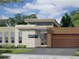 One Level Contemporary House Plans Proiecte De Case Moderne Pe Un Singur Nivel Spatii