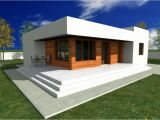 One Level Contemporary House Plans Single Story Modern House Plans