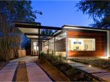 One Level Contemporary House Plans Stylishly Simple Modern One Story House Design