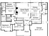 One Level Home Floor Plans Beautiful 1 Level House Plans 7 One Level House Plan