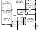 One Level Home Floor Plans House Plans One Level 1 Story House Plans One Level Home