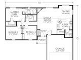 One Level Home Floor Plans Small House Plans One Level 2018 House Plans