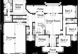 One Level Home Plans with Bonus Room Colonial House Plans Dormers Bonus Room Over Garage Single