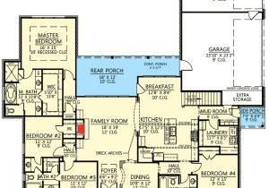 One Level Home Plans with Bonus Room One Level House Plans with Bonus Room