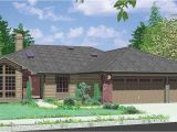 One Level House Plans with 3 Car Garage Ranch House Plans American House Design Ranch Style Home