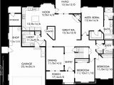 One Level House Plans with Bonus Room Single Story Home Plans with Bonus Room