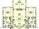 One Level House Plans with Two Master Suites Dual Master Suites 58566sv 1st Floor Master Suite Cad