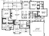 One Level House Plans with Two Master Suites House Plans with Two Master Bedrooms Downstairs