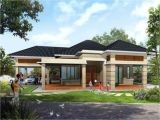 One Storey Home Plans Modern Contemporary Single Story House Plans Home Deco Plans