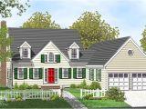 One Story Cape Cod House Plans 2 Story Cape Cod House Plans for Sale original Home Plans