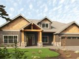 One Story Craftsman Style Home Plans Modern One Story Ranch House One Story Craftsman House