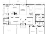 One Story Custom Home Plan 45 Best Images About Floor Plans On Pinterest Split