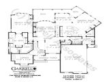 One Story Custom Home Plan Single Story Craftsman House Plans Custom Home House Plans