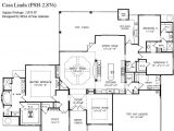 One Story Custom Home Plan Single Story Open Floor Plans Photo Gallery Of the Open