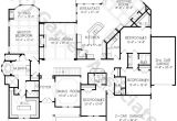 One Story Handicap Accessible House Plans 04052 Franciscan House Plan Floor Plan Ranch Style