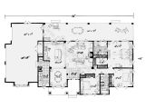 One Story Home Plans One Story House Plans with Open Floor Plans Design Basics