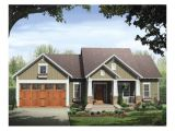 One Story Home Plans with Porches Single Story Craftsman House Plans Craftsman Style House