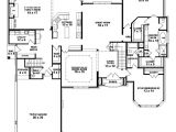 One Story Homes Plans 4 Bedroom One Story House Plans Marceladick Com
