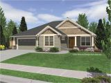 One Story Homes Plans Rustic Single Story Homes Single Story Craftsman Home