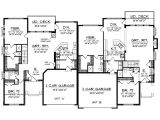One Story House Plans Under 1600 Sq Ft Split Bedroom Floor Plans 1600 Square Feet Level 1 View
