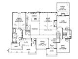 One Story House Plans with Finished Basement Beautiful Single Story with Basement House Plans New