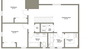 One Story House Plans with Finished Basement One Story House Plans with Finished Basement 2018 House