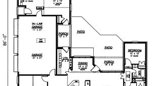 One Story House Plans with Inlaw Suite House Plans with A Mother In Law Suite Home Plans at