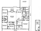 One Story House Plans with Large Kitchens Big Country 5746 4 Bedrooms and 3 5 Baths the House