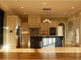 One Story House Plans with Large Kitchens One Story House Plans Cottage House Plans