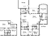 One Story House Plans with Large Kitchens Smart Placement One Story House Plans with Large Kitchens