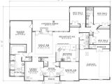 One Story House Plans with No formal Dining Room formal Breakfast and Dining Rooms House Plan Hunters