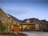 One Story House Plans with Walkout Basements Walkout Basement Picmia