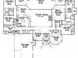 One Story Luxury Home Floor Plans Single Story Luxury House Plans Smalltowndjs Com