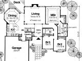 One Story Luxury Home Plan Awesome Single Story Luxury House Plans 8 One Story
