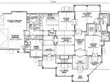 One Story Luxury Home Plan Beautiful Single Story Luxury House Plans 7 Luxury House