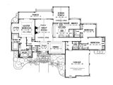 One Story Luxury Home Plan One Story Luxury House Plans Best One Story House Plans