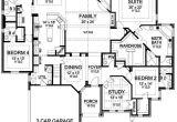 One Story Luxury Home Plan Single Story Luxury House Plans Smalltowndjs Com