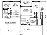 One Story Retirement House Plans Retirement Style House Plans 1961 Square Foot Home 1