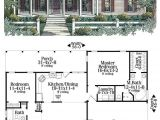 Open area House Plans House Plan 40026 total Living area 1492 Sq Ft 3